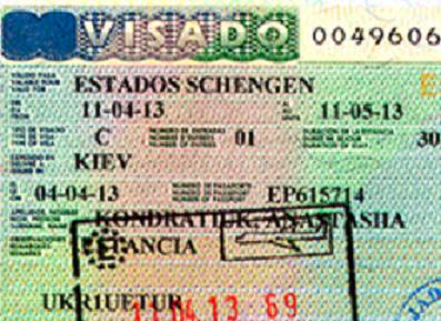 Виза в испанию если есть жилье