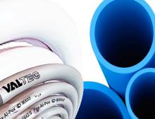 Металло-пластиковые трубы для разводки воды